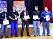 Southern Group Training Record Keeping Award - 1st Place Northern Southland College